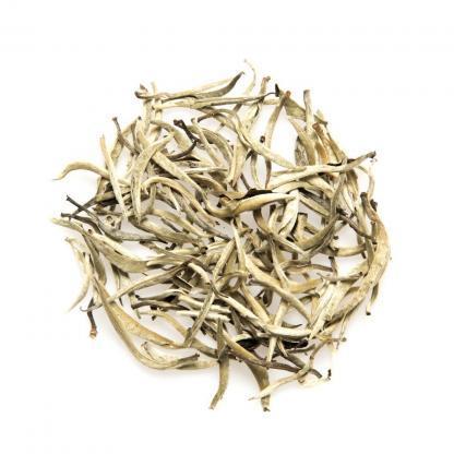 Yummitea Bai Hao - Witte thee uit het Chinese Guangxi 1st flush, met jongste theeblaadjes