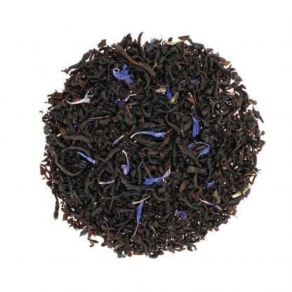 Yummitea Earl Grey - Biologische Indische zwarte Assam thee 'Earl Grey' met bergamotolie