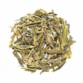 Yummitea - Biologische Chinese groene Long Jing Dragon Well thee