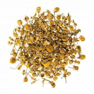 Yummitea Egyptian Chamomile - Biologische infusie van kamille bloemen met gouden kleur & fruitige smaak