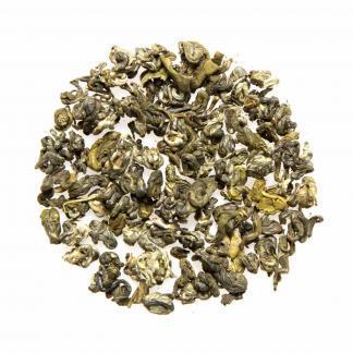 Yummitea Jade Snail - Chinese groene thee, zacht van smaak voor meerdere infusies.
