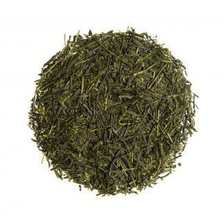 Yummitea Japan Sencha First Flush groene thee met een frisse, vegetale smaak