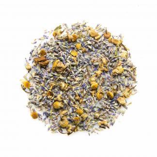 Yummitea Lavender Chamomile - Thee met lavendel en kamille om spieren & zenuwen te ontspannen.