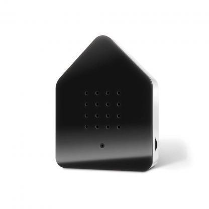 zwitscherbox zwart voorkant