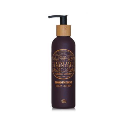 I Love Eco Essentiels body lotion 250ml ECOCERT label met arganolie