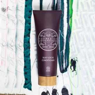 I Love Eco Essentiels haarconditioner met ECOCERT label met arganolie