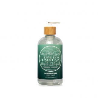 I Love Eco Essentiels kamerspray 200ml met komkommer en kruidenmunt.