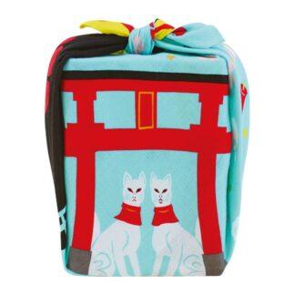 Furoshiki Kyoto Lichtblauw S