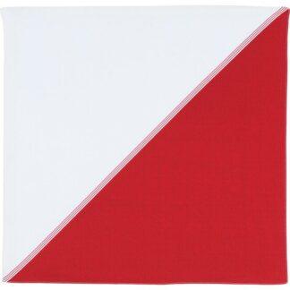 BLØV blov.be Furoshiki Diagonaal Rood/Wit_S_1.jpg