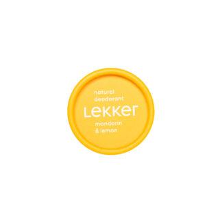 BLØV blov.be Lekker deodorant crème mandarijn citroen : fruitige geur