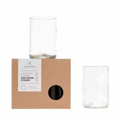 BLØV blov.be drinkglazen transparant M_2