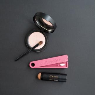 LastSwab Make-up Herbruikbaar Wattenstaafje Zwart