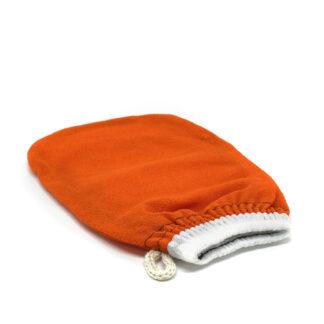 Scrubhandschoen Oranje