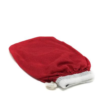 Scrubhandschoen Rood