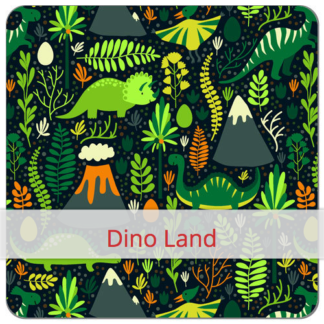 Print Dino Land _F&S_BLØV
