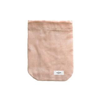 Herbruikbare bewaarzak Roze - Set S/M/L
