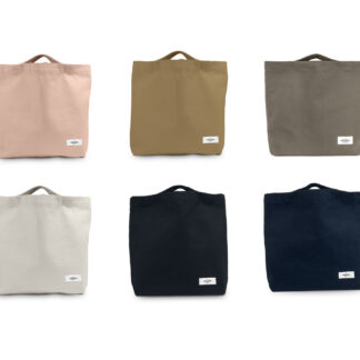 Organic Bag Donkerblauw