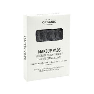 Waffle Make-Up Pads Donkergrijs BLØV