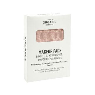 Waffle Make-Up Pads Roze BLØV