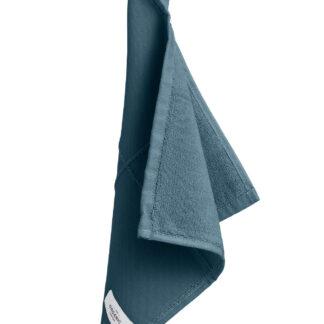 Calm Handdoekjes Grijsblauw Set BLØV