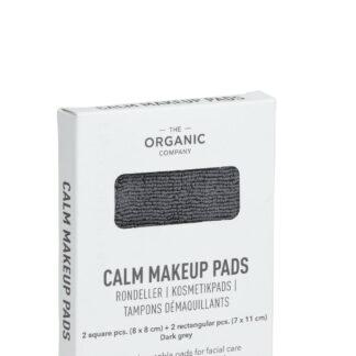 calm make-up pads donkergrijs BLØV