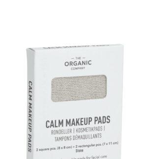 Calm Make-Up Pads Ecru - Set 4stuks BLØV