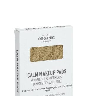 Calm Make-Up Pads Khaki - Set 4stuks BLØV