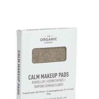 Calm Make-Up Pads Klei - Set BLØV