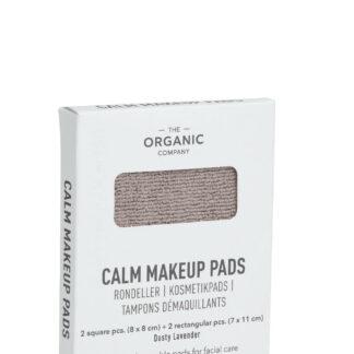 Calm Make-Up Pads Lavendel - Set 4stuks