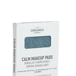 Calm Make-up Pads Grijsblauw
