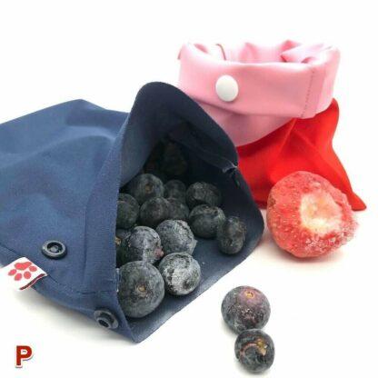 Herbruikbare Bewaar en Diepvrieszak M - 2,5L - Verkrijgbaar in verschillende maten en kleuren